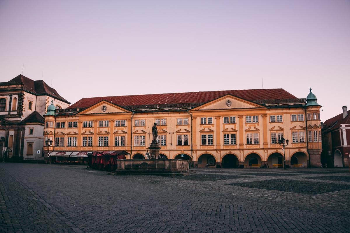 Jičín Castle