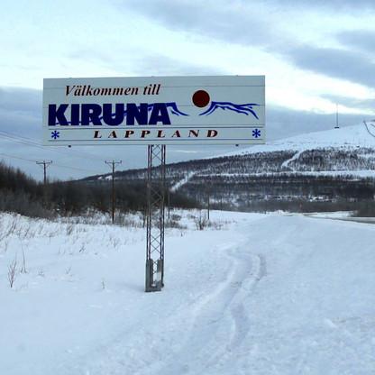 Kiruna: film a diskuze