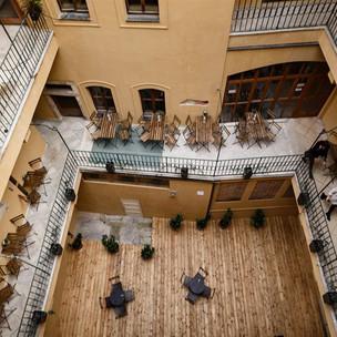 Pražské kreativní centrum - Skautský institut